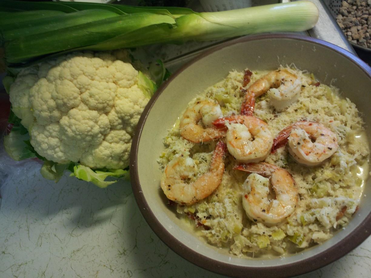 leek and shrimp risotto 636 shrimp leek and spinach shrimp risotto ...
