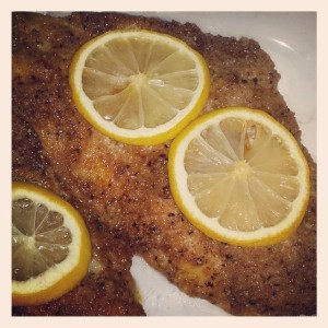 Baked Spicy Catfish